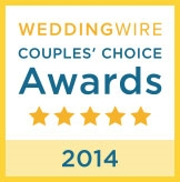 3 time winner of the WeddingWire Bridal Award